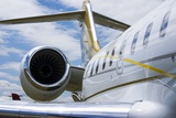 Business Jet Photographic Print by Mark Williamson
