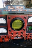 Motor Testing Equipment Photographic Print by Mark Williamson