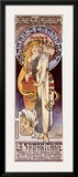 La Samaritaine Prints by Alphonse Mucha