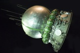 Vostok 1 Spacecraft Photographic Print by Mark Williamson