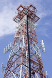 Radio Transmitter Mast Photographic Print by Mark Williamson