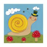 Mini Bugs I Premium Giclee Print by Sophie Harding