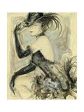 My Fair Lady I Premium Giclee Print by Karen Dupré