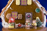 Gingerbread House Prints by Mark Williamson