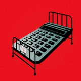Hospital Bed Costs, Conceptual Image Photographic Print by Stephen Wood