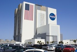 NASA Vehicle Assembly Building Photographic Print by Mark Williamson