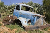 Abandoned Truck Outside Gazipasa Turkey. Photographic Print by Mark Williamson