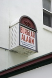 Burglar Alarm In Cocoa, Florida. Prints by Mark Williamson