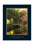 Communication Premium Giclee Print by Bent Rej