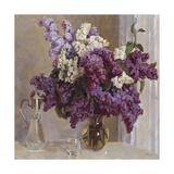 Lilac Mist I Reproduction giclée Premium par Valeri Chuikov