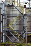 Unilever Industrial Plant, UK Photographic Print by Mark Williamson