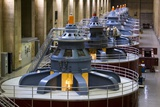 Hoover Dam Generator Hall Photographic Print by Mark Williamson
