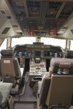 Boeing 747-8 Flight Deck Photographic Print by Mark Williamson