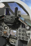 Military Aircraft Cockpit Photographic Print by Mark Williamson