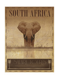 Sydafrika Giclee-tryk i høj kvalitet af Ben James