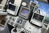Military Aircraft Flight Simulator Photographic Print by Mark Williamson