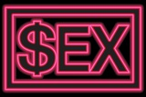 Sex Industry, Conceptual Image Print by Stephen Wood