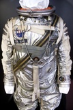 John Glenn's Mercury Spacesuit Photographic Print by Mark Williamson