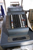 Old American Cash Register Photographic Print by Mark Williamson