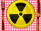 Radiation In Food, Conceptual Image Photographic Print by Stephen Wood