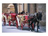 Almudaina Palma Mallorca Spain Giclee-tryk i høj kvalitet