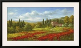 Tuscany Beauty II Prints by Heinz Scholnhammer