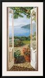 Giardino sul Lago Prints by Andrea Del Missier