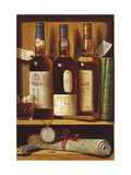 Malt Whiskey Giclee Print by Raymond Campbell