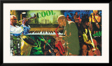 Cool Jazz Prints by Tyler Burke