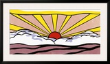 Sunrise, c.1965 Posters by Roy Lichtenstein