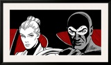 In Fuga (Diabolik & Eva) Posters by  Astorina