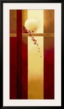 Vers la Lumiere Print by Bernadette Triki