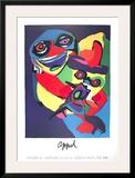 Galerie 33 Prints by Karel Appel