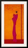 Geisha III Prints by  Ona