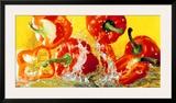 Paprika Print by Michael Meisen