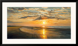 Seashore Tranquility Prints by Dan Werner