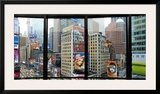 Times Square, New York Prints by Torsten Hoffman