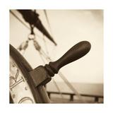 Nautical Aspect I Reproduction giclée Premium par Michael Kahn