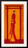 Geisha II Poster by  Ona