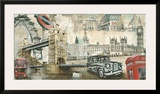 London Prints by Tyler Burke