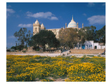 St. Louis Cathedral in Carthage, Tunis, Tunisia Giclee-tryk i høj kvalitet