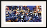 Black Cabs, London Prints by Roy Avis
