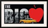 The Big Apple Prints by  Torag