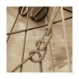 Nautical Aspect V Premium Giclee Print by Michael Kahn