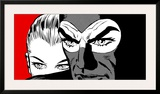 Eva & Diabolik Posters by  Astorina