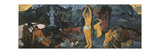 Life's Questions Premium Giclee Print by Paul Gauguin