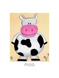Moo Photographic Print by Cindy Thornton