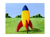 Lil Rocket Photographic Print by Cindy Thornton