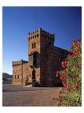 Duwisib Castle near Maltahoehe, Namibia Giclee-tryk i høj kvalitet