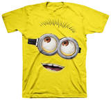 Despicable Me 2 - Big Face Shirts